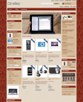 Prestashop responsive theme - Red emperor