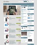 Prestashop responsive theme - Electronic store
