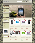 Prestashop responsive theme - Retro Drops