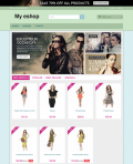 Prestashop responsive theme - Baby clothes