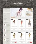 Prestashop responsive theme - Surface