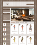Prestashop responsive theme - Hut