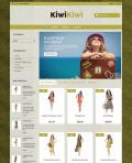 Prestashop responsive theme - Kiwikiwi