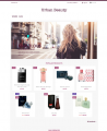 Prestashop responsive theme - Urban Beauty