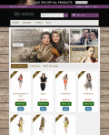 Prestashop responsive theme - Wood West