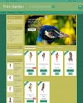 Prestashop responsive theme - Tree Garden