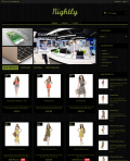Prestashop responsive theme - Nightly